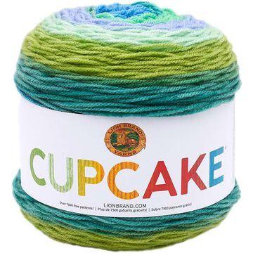 Lion Brand Lion Brand Yarn Cupcake Forest Path