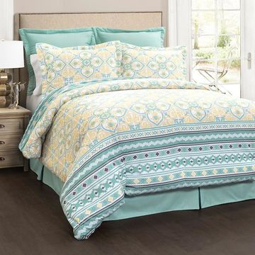 Lush Decor Carlene Comforter Set