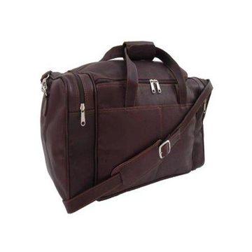 Piel Leather Small Duffel Bag