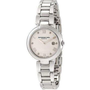 Raymond Weil Shine Stainless Steel Ladies Watch 1600-ST-00618