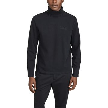 Maison Kitsune Long Sleeve Turtleneck