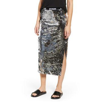 IVY PARK(R) Sequin Skirt