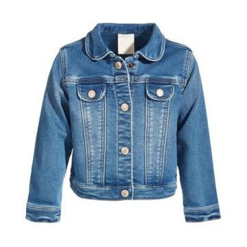 First Impressions Toddler Girls Denim Jacket, Created for Macy's