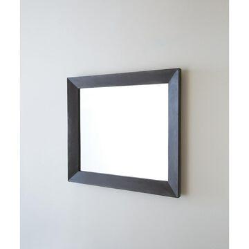 Portola Large Rectangle Concrete Mirror - 29.5