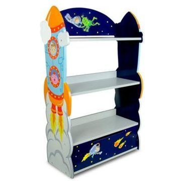 Teamson Fantasy Fields Outer Space Bookcase