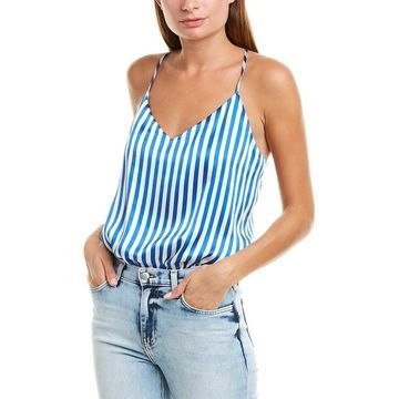 L'agence Mariela Silk Bodysuit