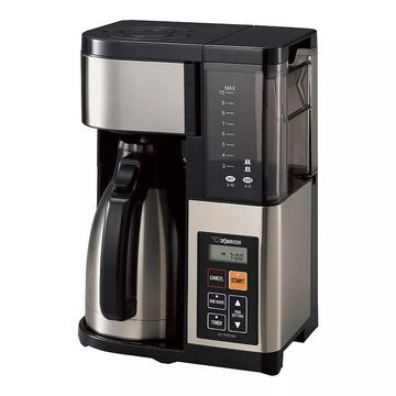 Zojirushi Fresh Brew Plus Thermal Carafe Coffee Maker, Black