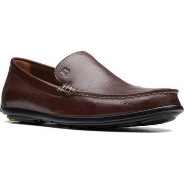 Bostonian Men's Grafton Loafer Dark Brown Leather